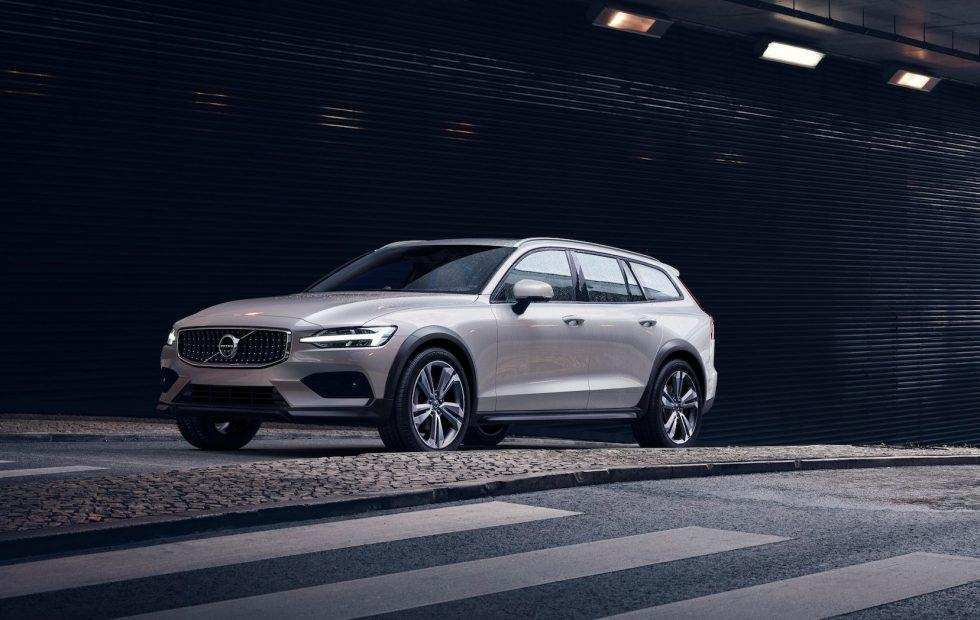 85 Great New Volvo V60 2019 Ground Clearance New Engine Pictures by New Volvo V60 2019 Ground Clearance New Engine