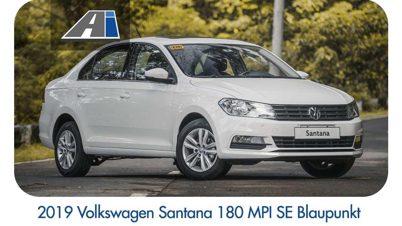 85 Great Volkswagen Santana 2019 Research New by Volkswagen Santana 2019