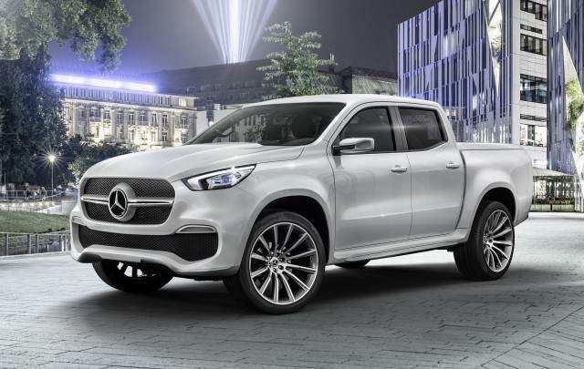 85 New 2019 Mercedes Benz X Class Spesification with 2019 Mercedes Benz X Class