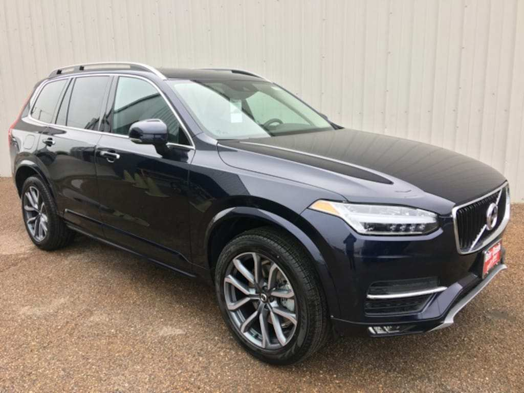 85 New 2019 Volvo Xc90 T5 Momentum Performance And New Engine Specs and Review with 2019 Volvo Xc90 T5 Momentum Performance And New Engine