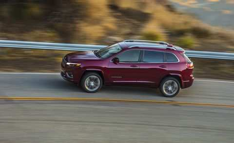 85 New New 2019 Jeep Cherokee Horsepower Release Specs And Review Rumors for New 2019 Jeep Cherokee Horsepower Release Specs And Review