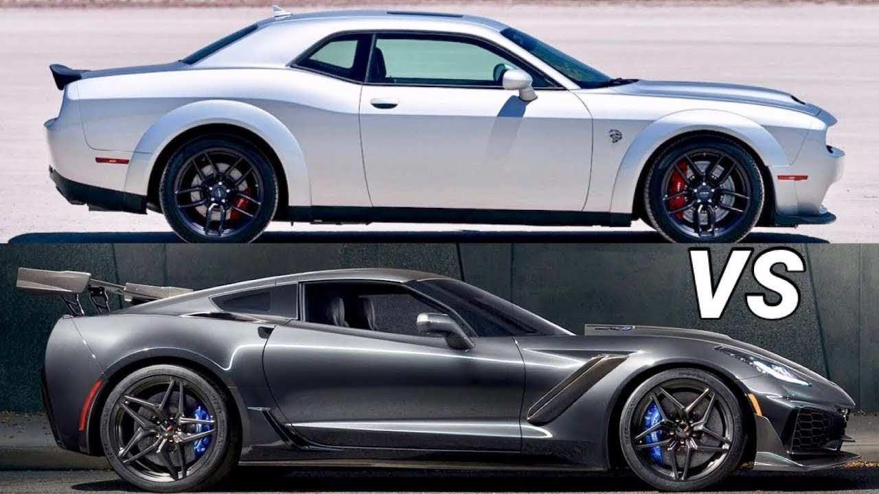 85 New New 2019 Zr1 Vs Dodge Demon Interior History with New 2019 Zr1 Vs Dodge Demon Interior