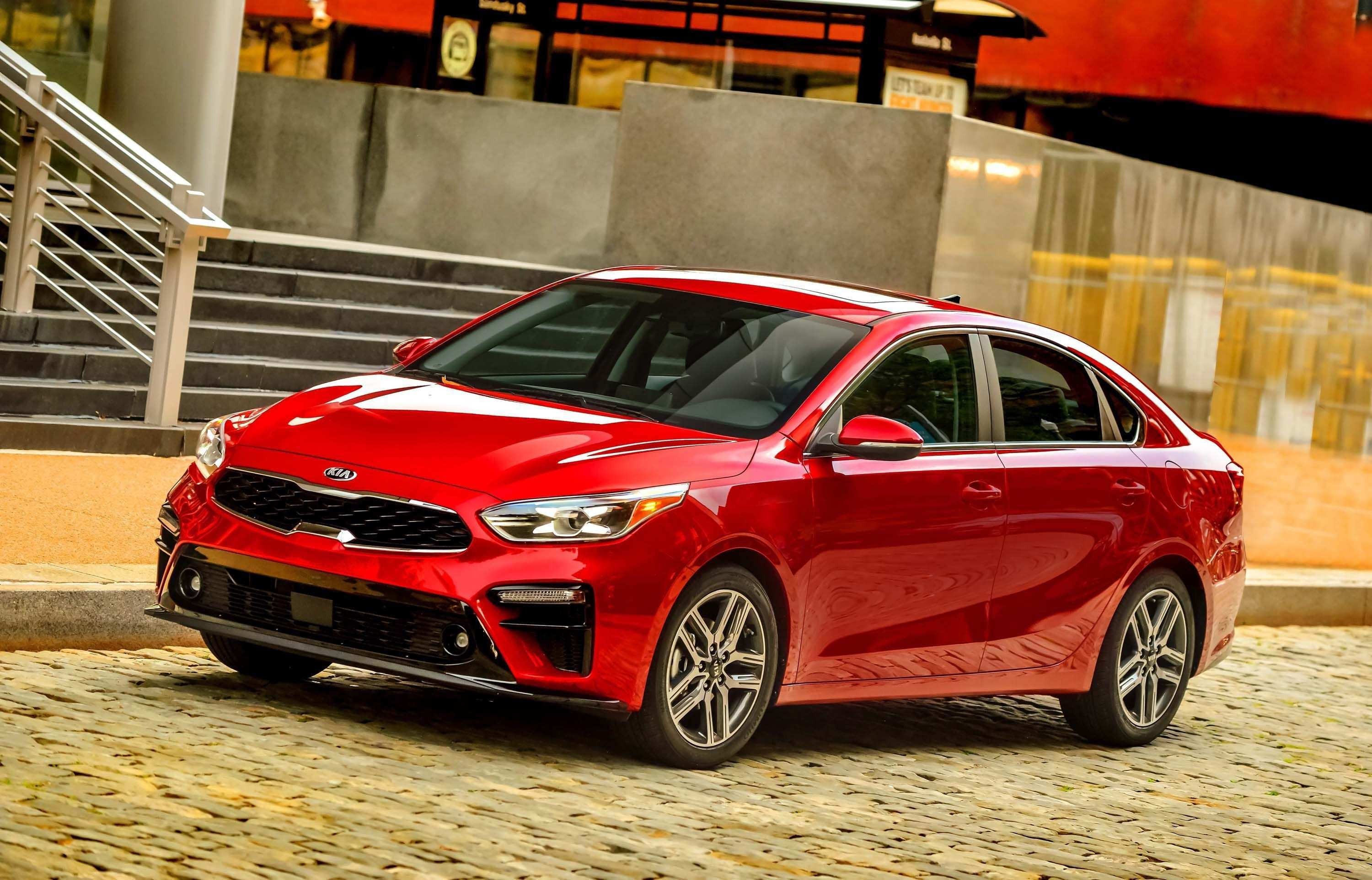 85 New The Kia Forte 2019 Specs And Review Release for The Kia Forte 2019 Specs And Review