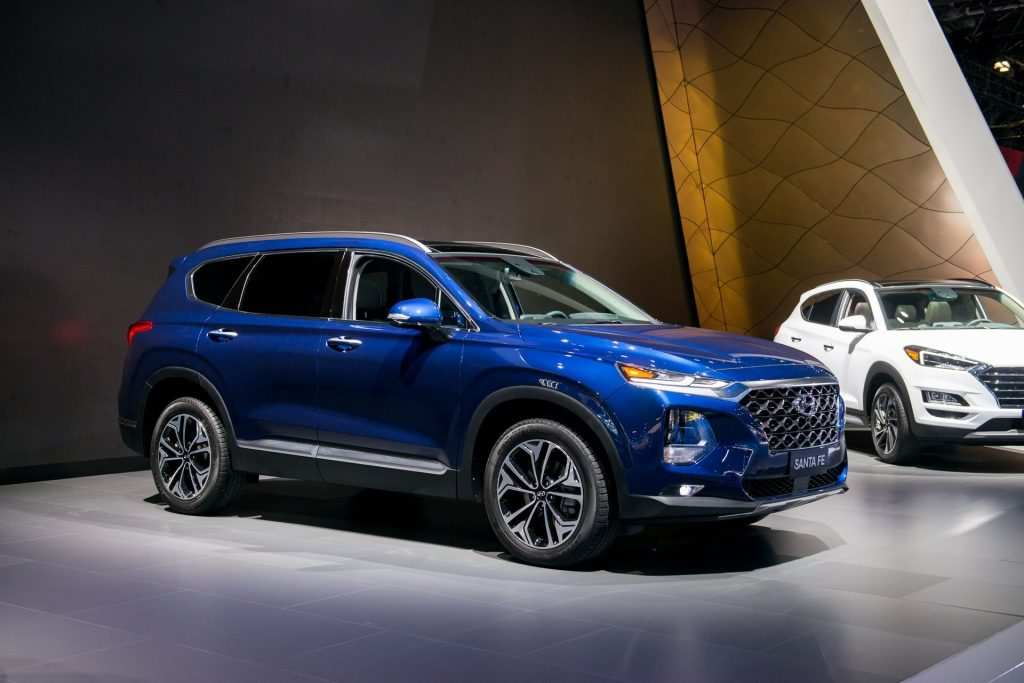 85 New The Santa Fe Kia 2019 Rumors Review with The Santa Fe Kia 2019 Rumors