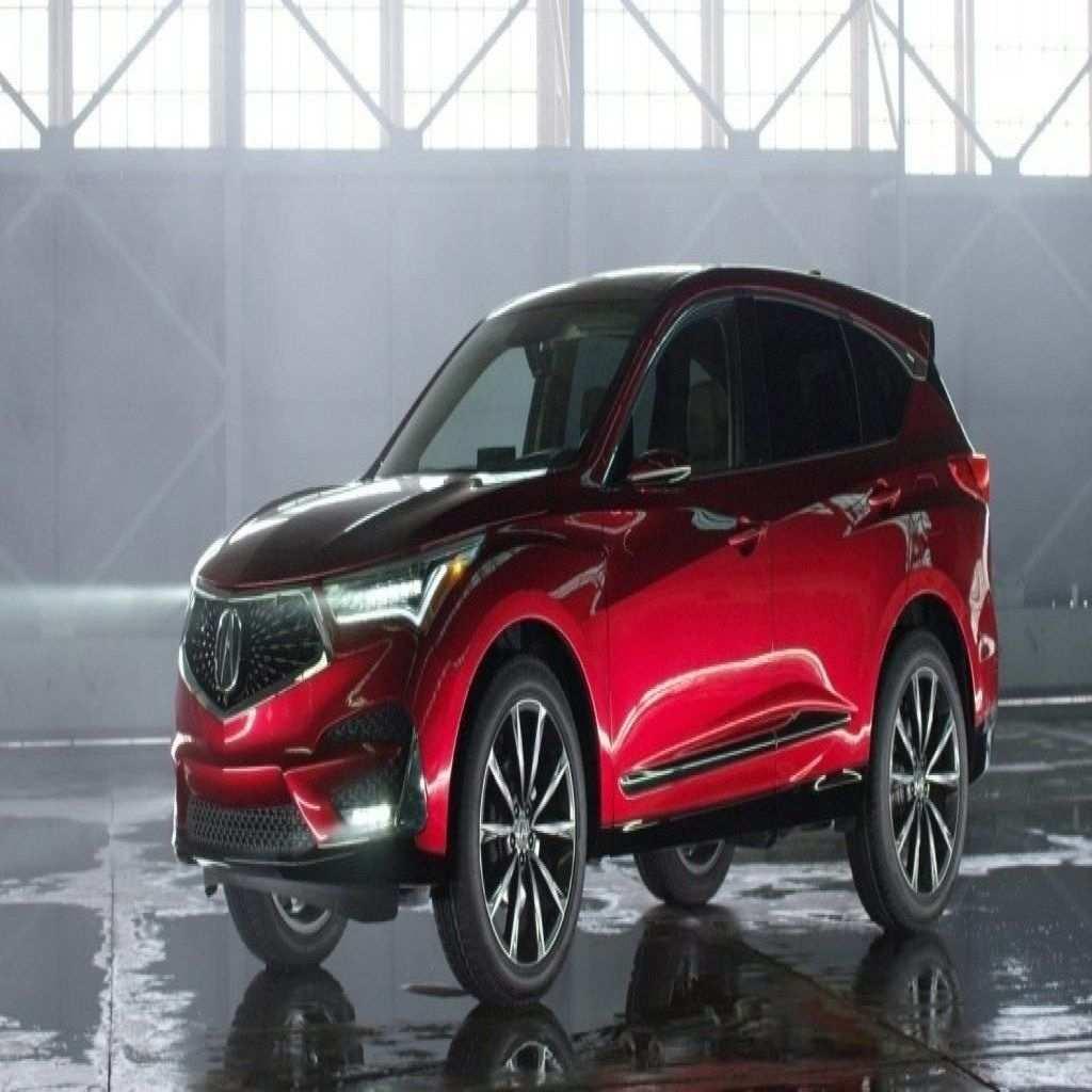 85 The New 2019 Acura Rdx Zero To 60 Spy Shoot Exterior with New 2019 Acura Rdx Zero To 60 Spy Shoot
