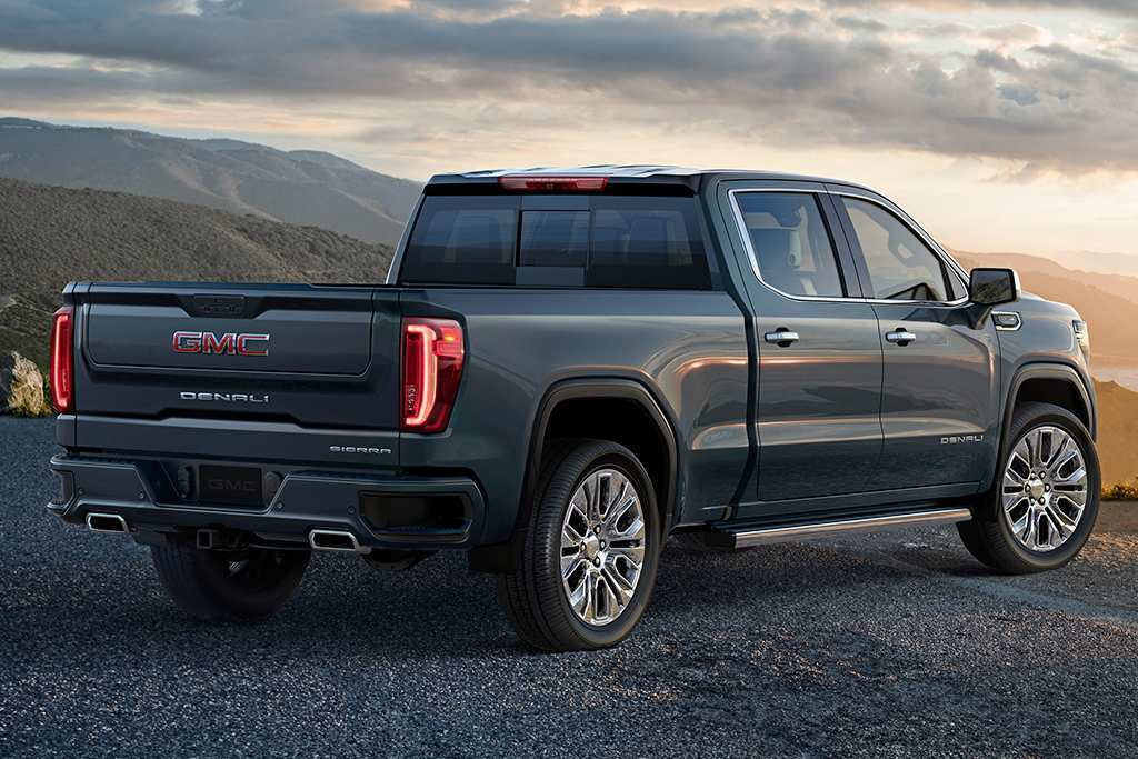 85 The New 2019 Gmc Sierra At4 Interior Exterior And Review Ratings for New 2019 Gmc Sierra At4 Interior Exterior And Review