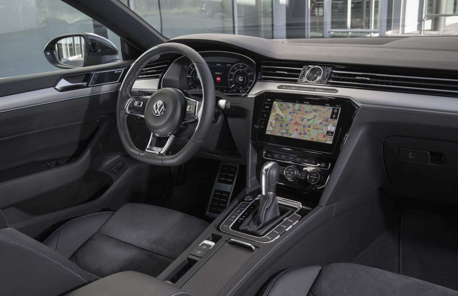 85 The New Volkswagen 2019 Passat Concept Prices with New Volkswagen 2019 Passat Concept