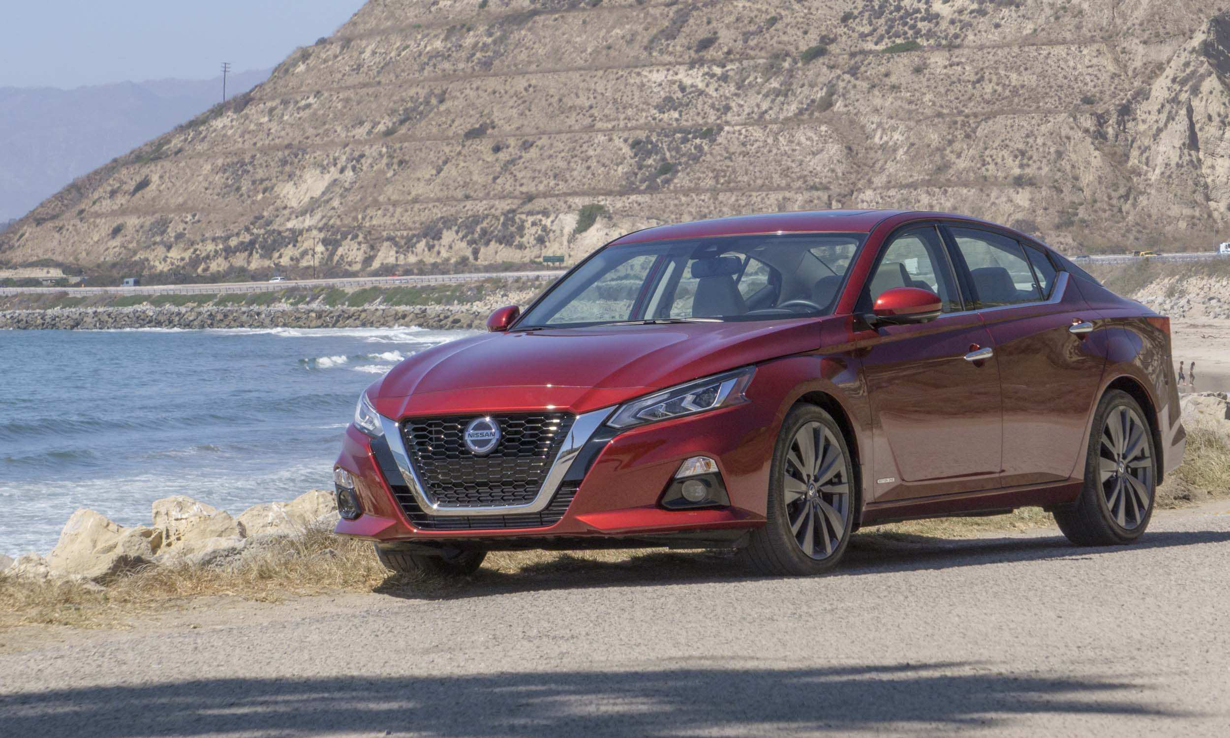 85 The The 2019 Nissan Altima Horsepower First Drive Exterior by The 2019 Nissan Altima Horsepower First Drive