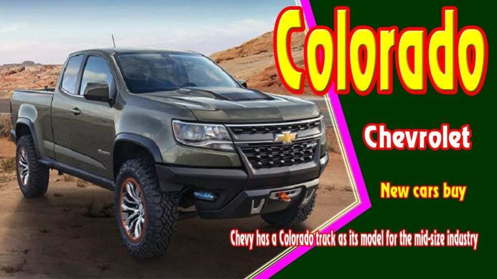 85 The The Gmc Colorado 2019 Redesign Price And Review First Drive for The Gmc Colorado 2019 Redesign Price And Review