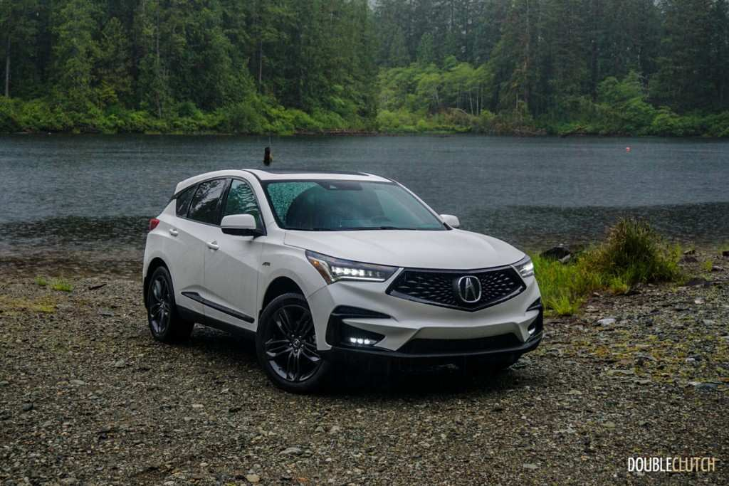 86 All New Acura 2019 Crossover First Drive Wallpaper by Acura 2019 Crossover First Drive