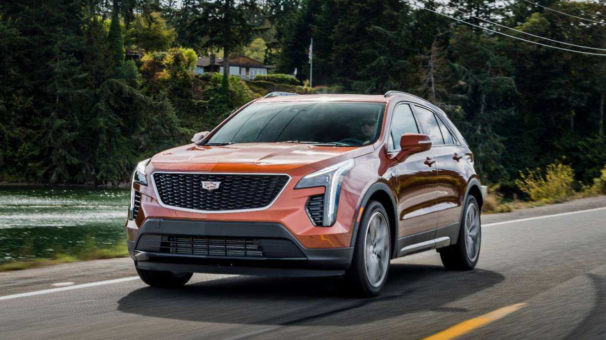 86 All New New Cadillac Xt4 2019 Images Engine Performance with New Cadillac Xt4 2019 Images Engine