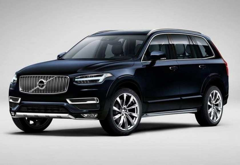 86 All New Volvo Xc90 Facelift 2019 Concept for Volvo Xc90 Facelift 2019