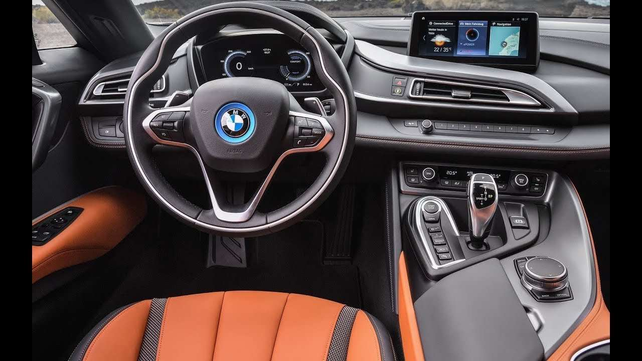 86 Best Review New Bmw I8 Roadster 2019 Interior Redesign by New Bmw I8 Roadster 2019 Interior