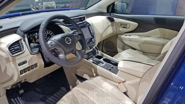 86 Best Review Nissan 2019 Interior Engine with Nissan 2019 Interior