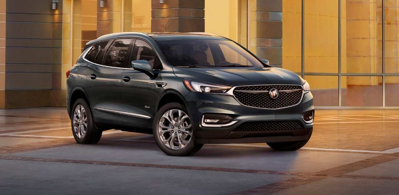 86 Best Review The 2019 Buick Enclave Wheelbase Review Pictures with The 2019 Buick Enclave Wheelbase Review