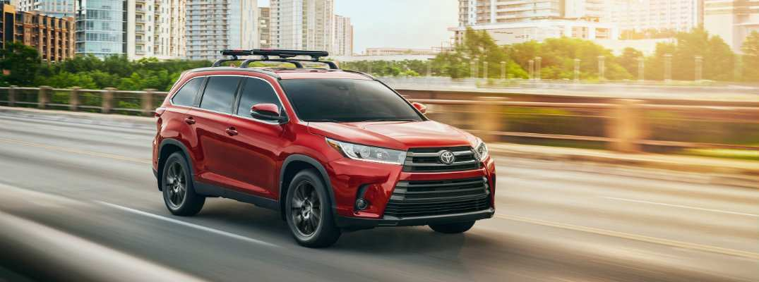 86 Gallery of Toyota 2019 Highlander Colors Overview Exterior for Toyota 2019 Highlander Colors Overview