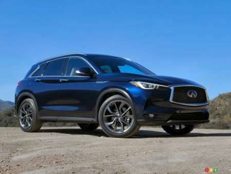 86 Great New 2019 Infiniti Qx50 New Review Performance for New 2019 Infiniti Qx50 New Review