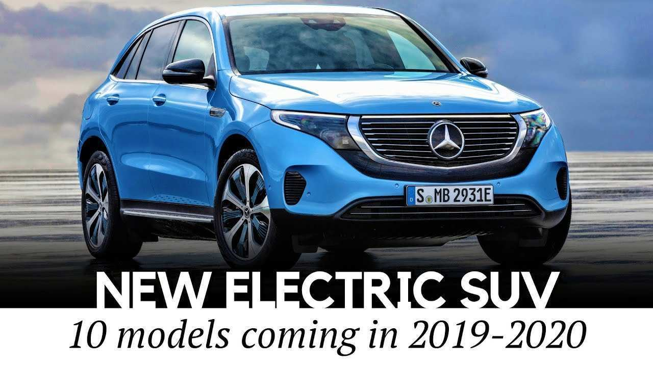 86 Great New Electric Mercedes 2019 New Release Redesign and Concept by New Electric Mercedes 2019 New Release