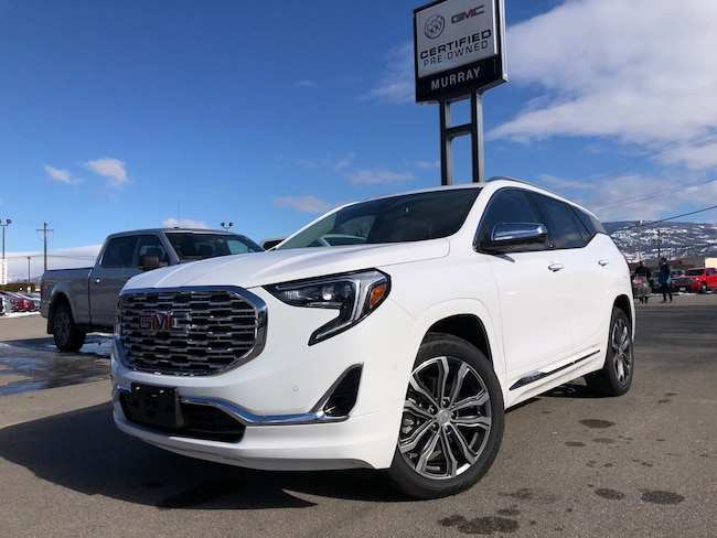 86 Great The Gmc Terrain 2019 White Engine First Drive for The Gmc Terrain 2019 White Engine