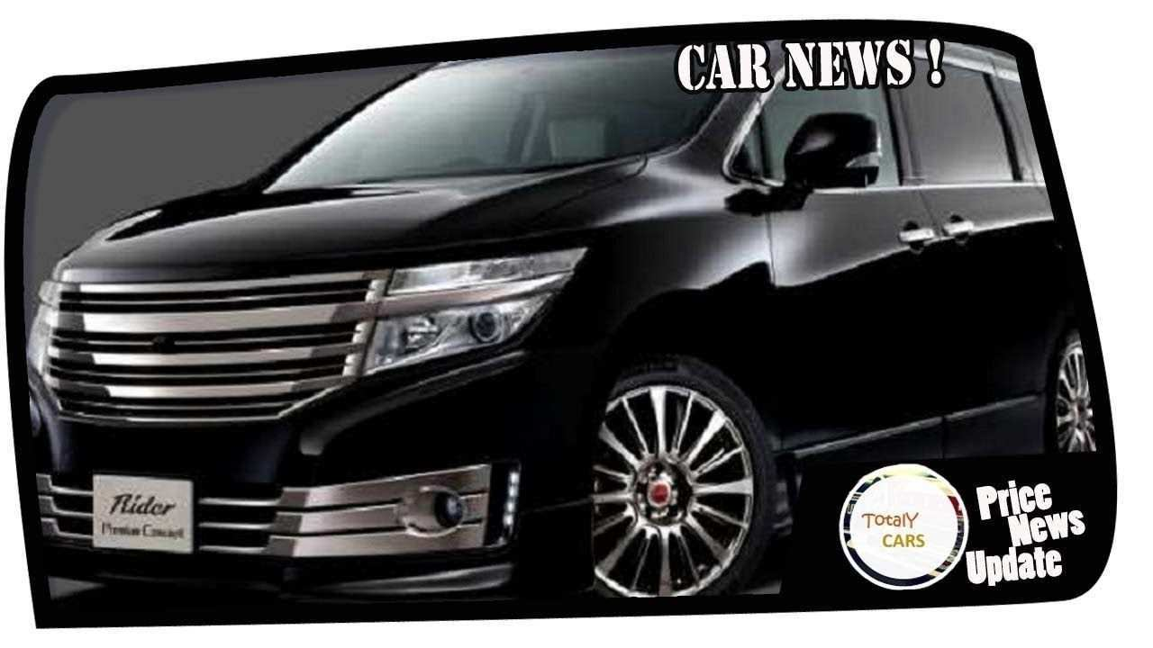 86 New Best Nissan Elgrand 2019 Concept Pictures by Best Nissan Elgrand 2019 Concept