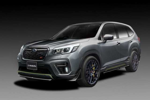 86 New The 2019 Subaru Forester Sport Concept Engine by The 2019 Subaru Forester Sport Concept