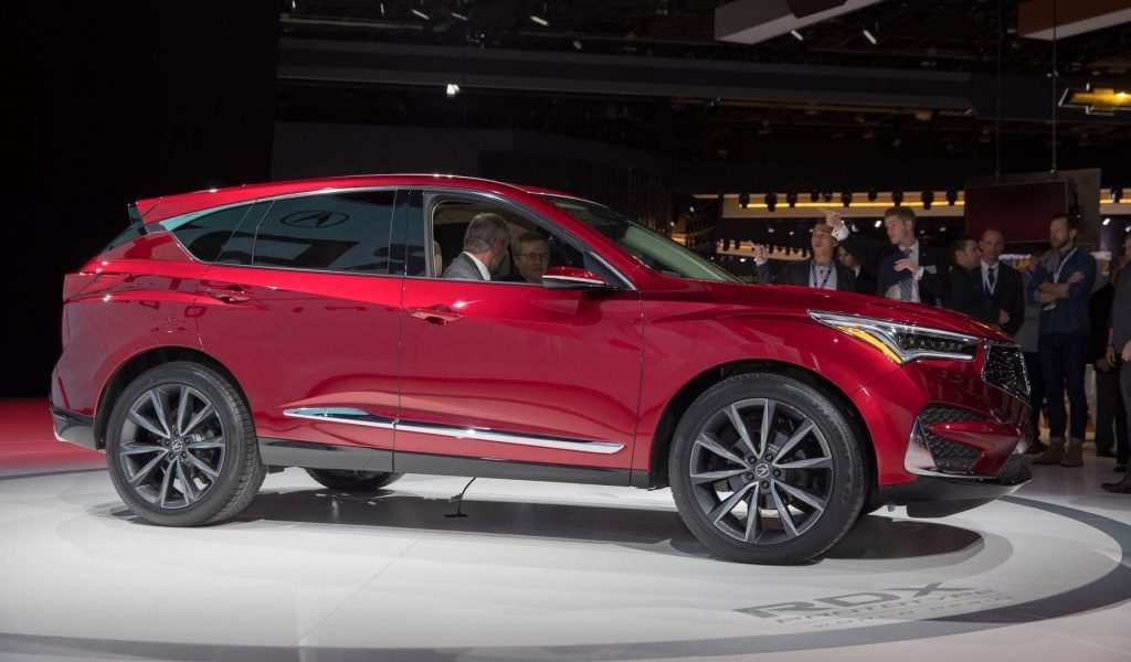 86 New The Acura Rdx 2019 Brochure Specs Pictures by The Acura Rdx 2019 Brochure Specs