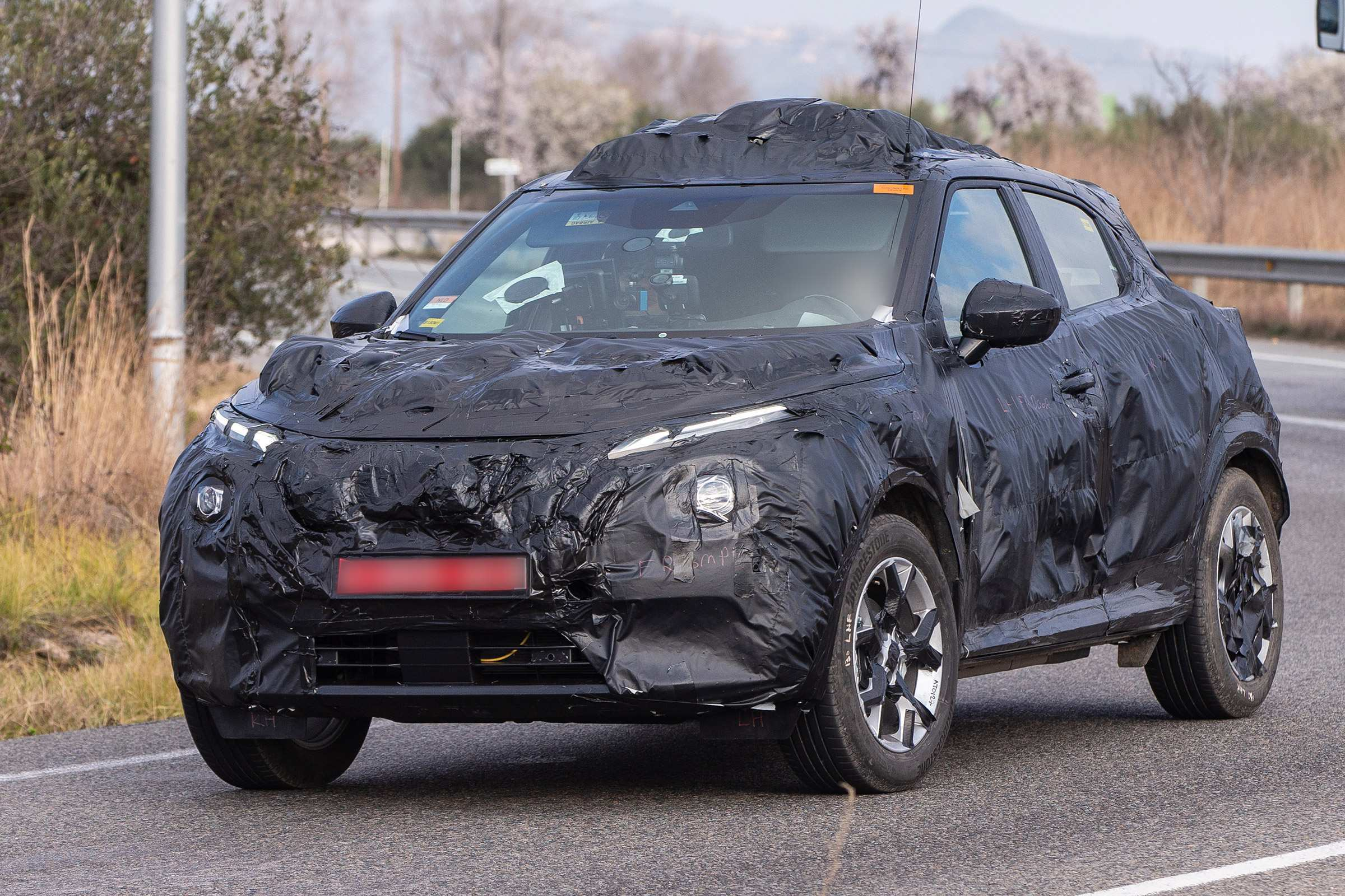 86 The Best 2019 Nissan Juke Nismo Spy Shoot Specs and Review with Best 2019 Nissan Juke Nismo Spy Shoot