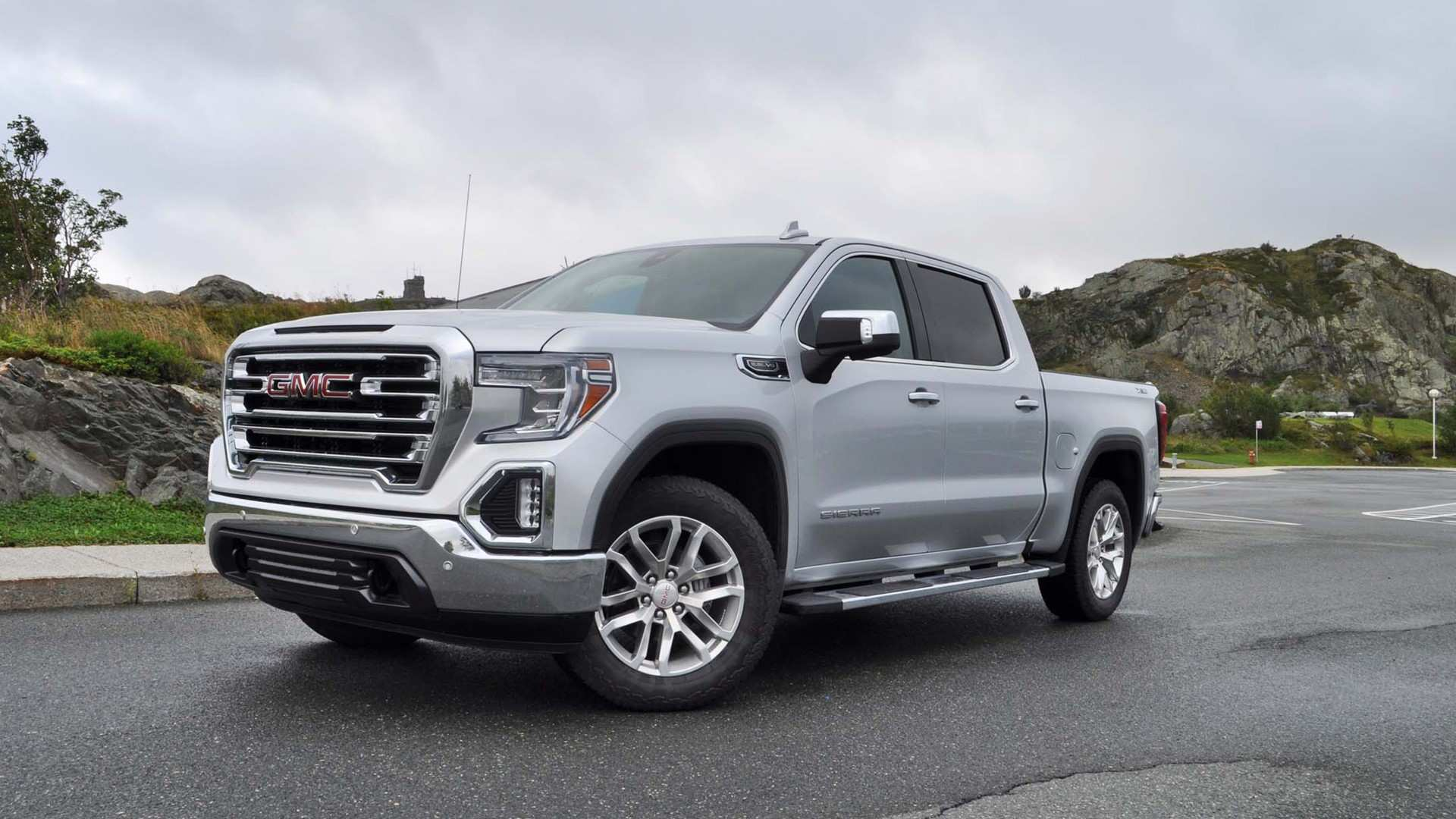 86 The New Gmc 2019 Sierra 1500 First Drive Pictures for New Gmc 2019 Sierra 1500 First Drive