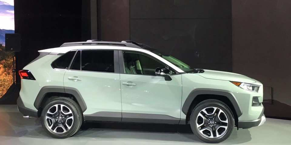 86 The New Toyota Rav4 2019 Price Release Price and Review by New Toyota Rav4 2019 Price Release