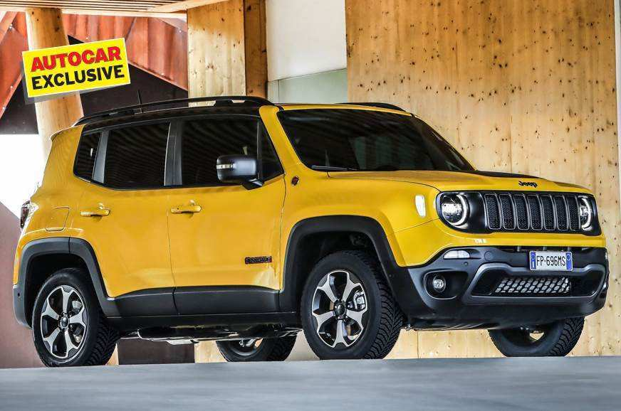86 The The Jeep Renegade 2019 India New Review Images for The Jeep Renegade 2019 India New Review