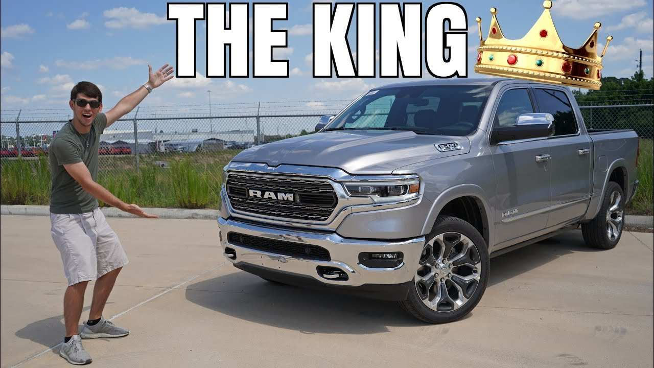 87 All New Best Dodge Laramie 2019 Concept Overview with Best Dodge Laramie 2019 Concept