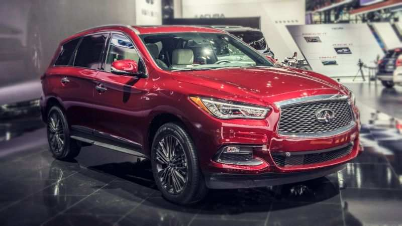 87 All New The 2019 Infiniti Qx60 Trim Levels Release Price and Review by The 2019 Infiniti Qx60 Trim Levels Release