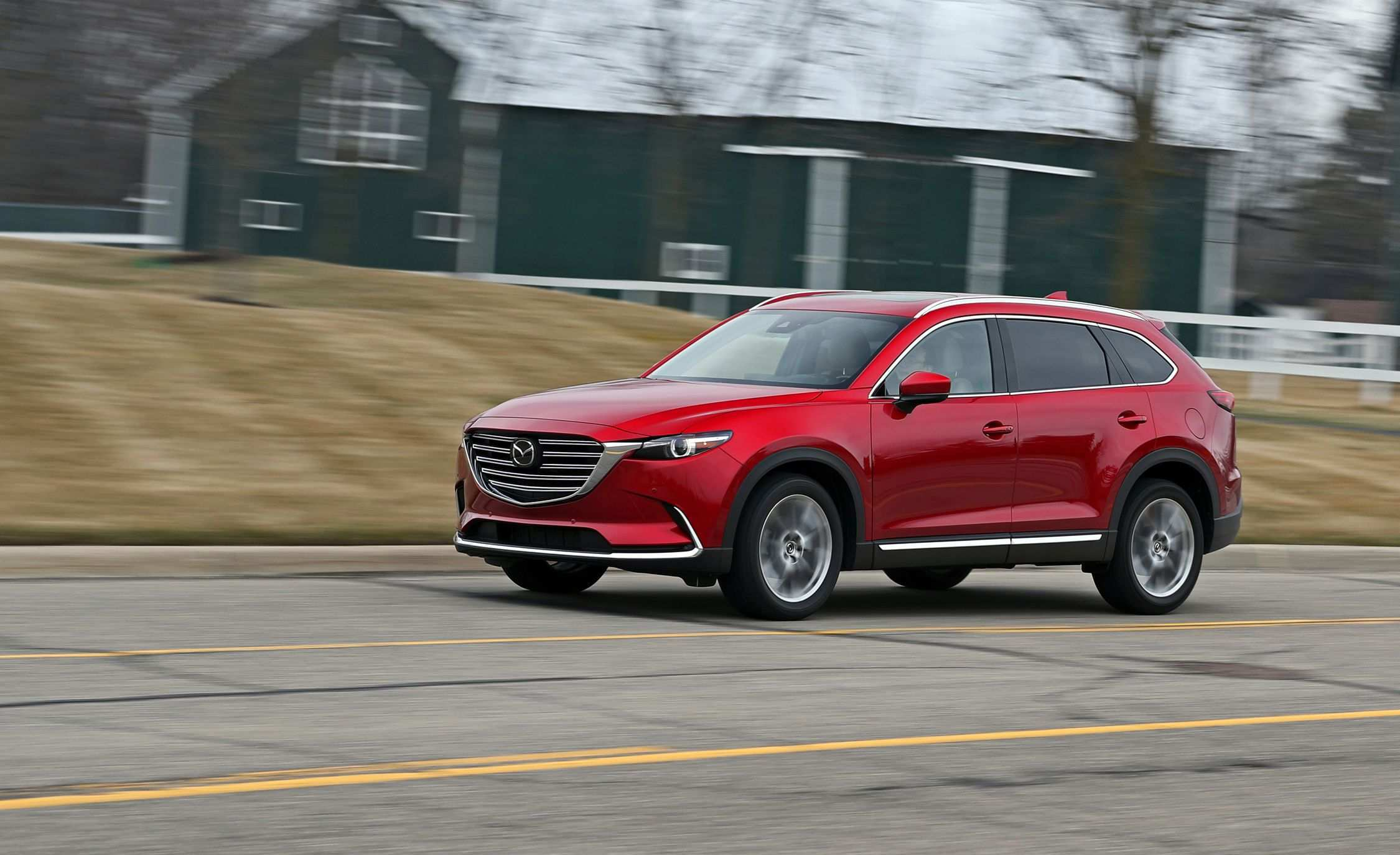87 All New The Mazda X9 2019 Release Specs And Review First Drive for The Mazda X9 2019 Release Specs And Review