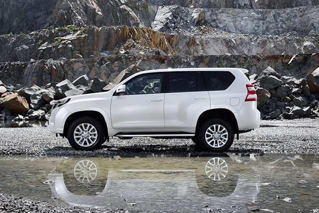 87 All New Toyota Prado 2019 Australia Spy Shoot with Toyota Prado 2019 Australia