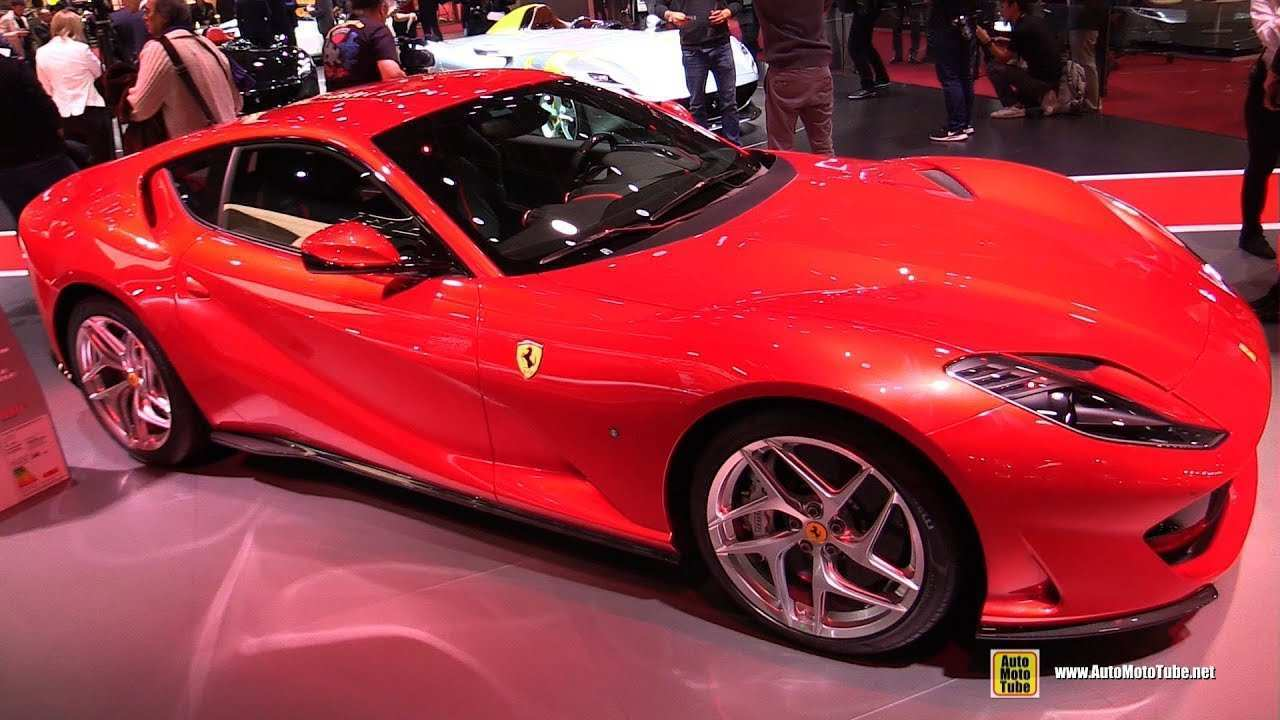 87 Best Review 2019 Ferrari Superfast Interior Performance and New Engine with 2019 Ferrari Superfast Interior