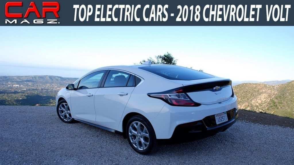 87 Best Review Best Chevrolet 2019 Volt Concept Exterior by Best Chevrolet 2019 Volt Concept