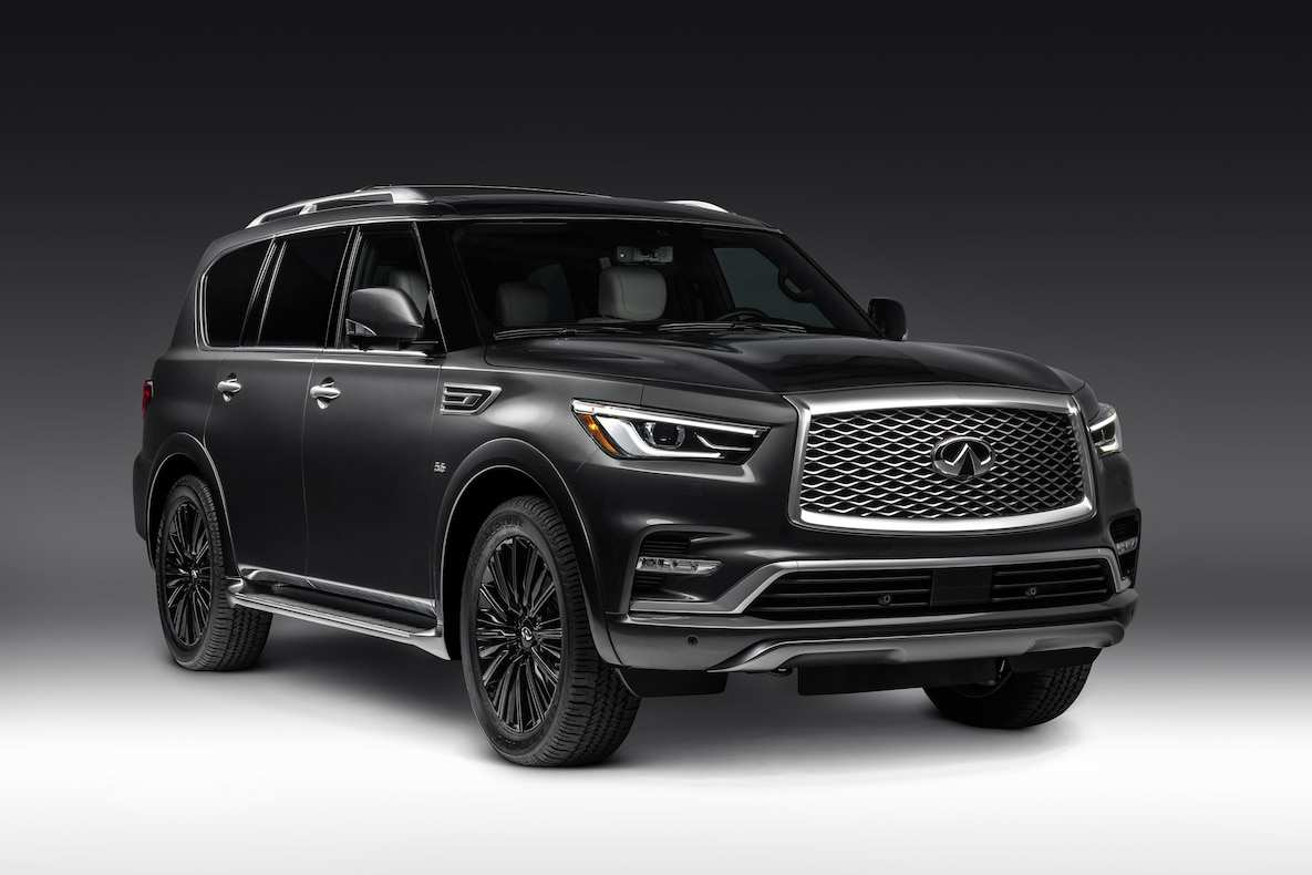 87 Best Review Best Infiniti 2019 Qx60 First Drive Specs and Review with Best Infiniti 2019 Qx60 First Drive