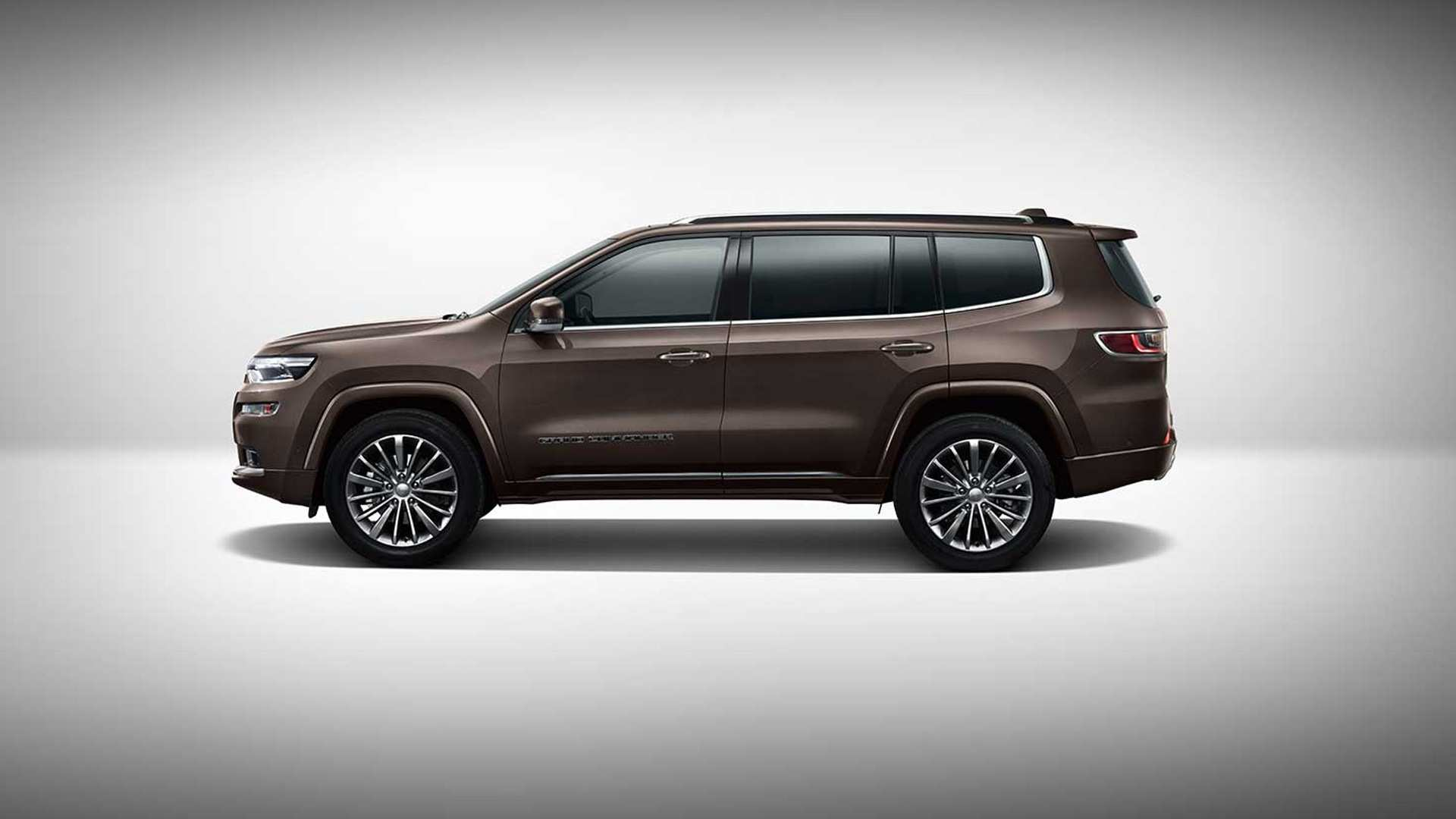 87 Best Review New Jeep Grand Commander 2019 Price Exterior with New Jeep Grand Commander 2019 Price
