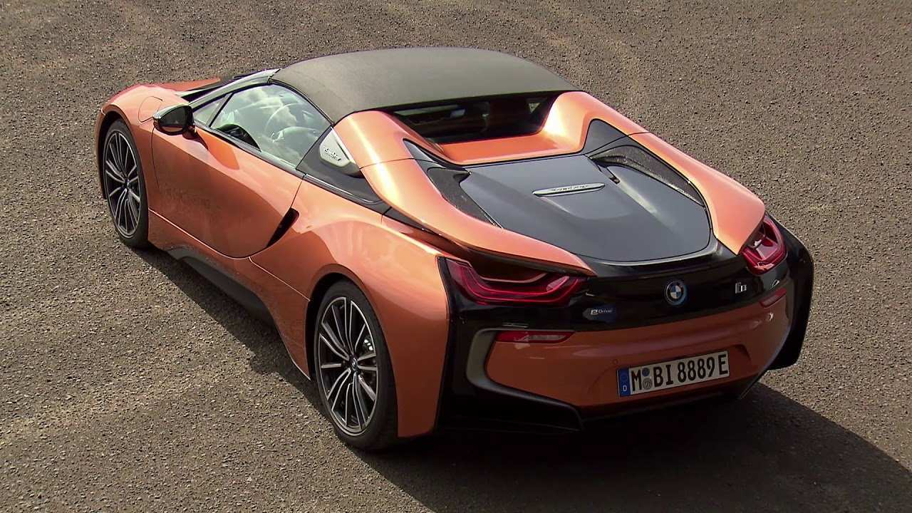 87 Gallery of New Bmw I8 Roadster 2019 Interior Performance and New Engine by New Bmw I8 Roadster 2019 Interior