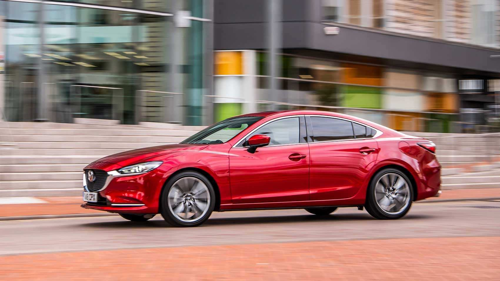 87 Gallery of New Mazda 6 2019 Uk Overview Speed Test with New Mazda 6 2019 Uk Overview