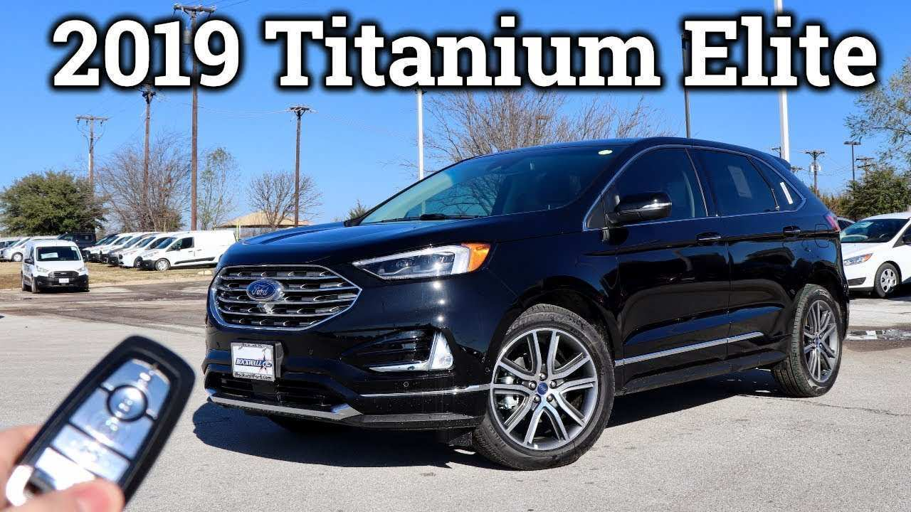 87 Gallery of The 2019 Ford Edge St Youtube Overview And Price Price and Review with The 2019 Ford Edge St Youtube Overview And Price