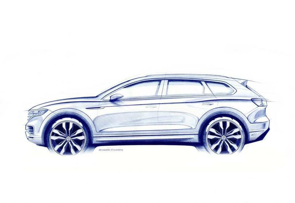 87 Gallery of The Volkswagen Touareg 2019 India Release Date Review by The Volkswagen Touareg 2019 India Release Date