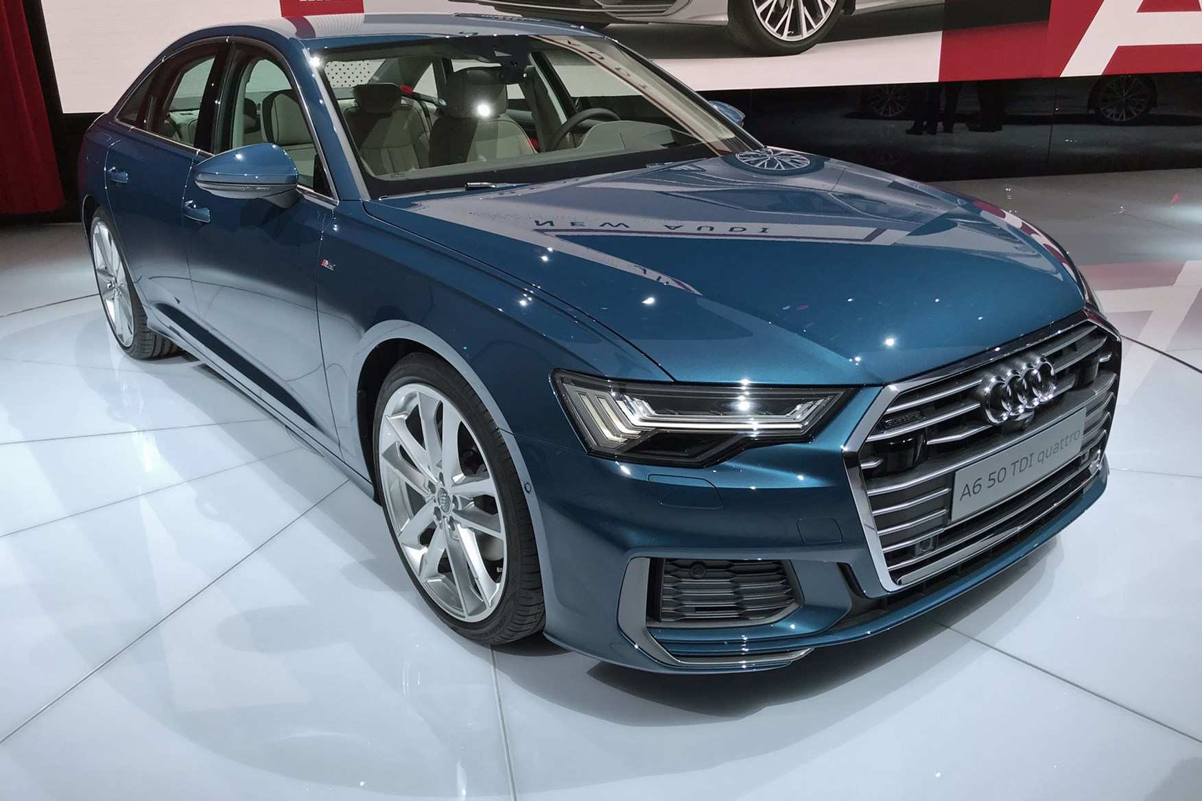 87 Great Audi A6 2019 Geneva Review Prices by Audi A6 2019 Geneva Review