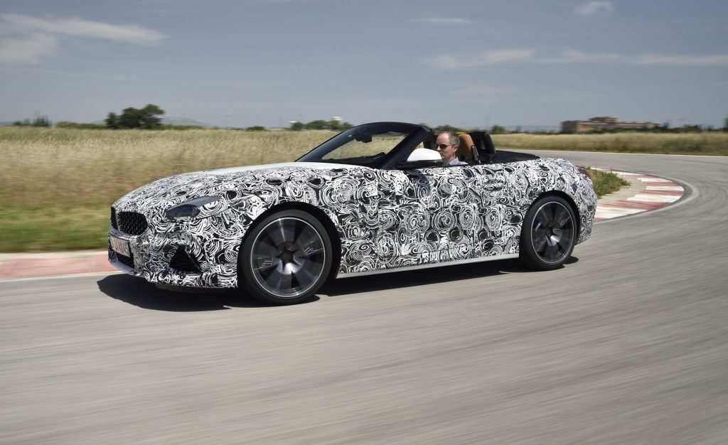 87 Great New Bmw Z4 2019 Release Date Review And Specs Engine by New Bmw Z4 2019 Release Date Review And Specs