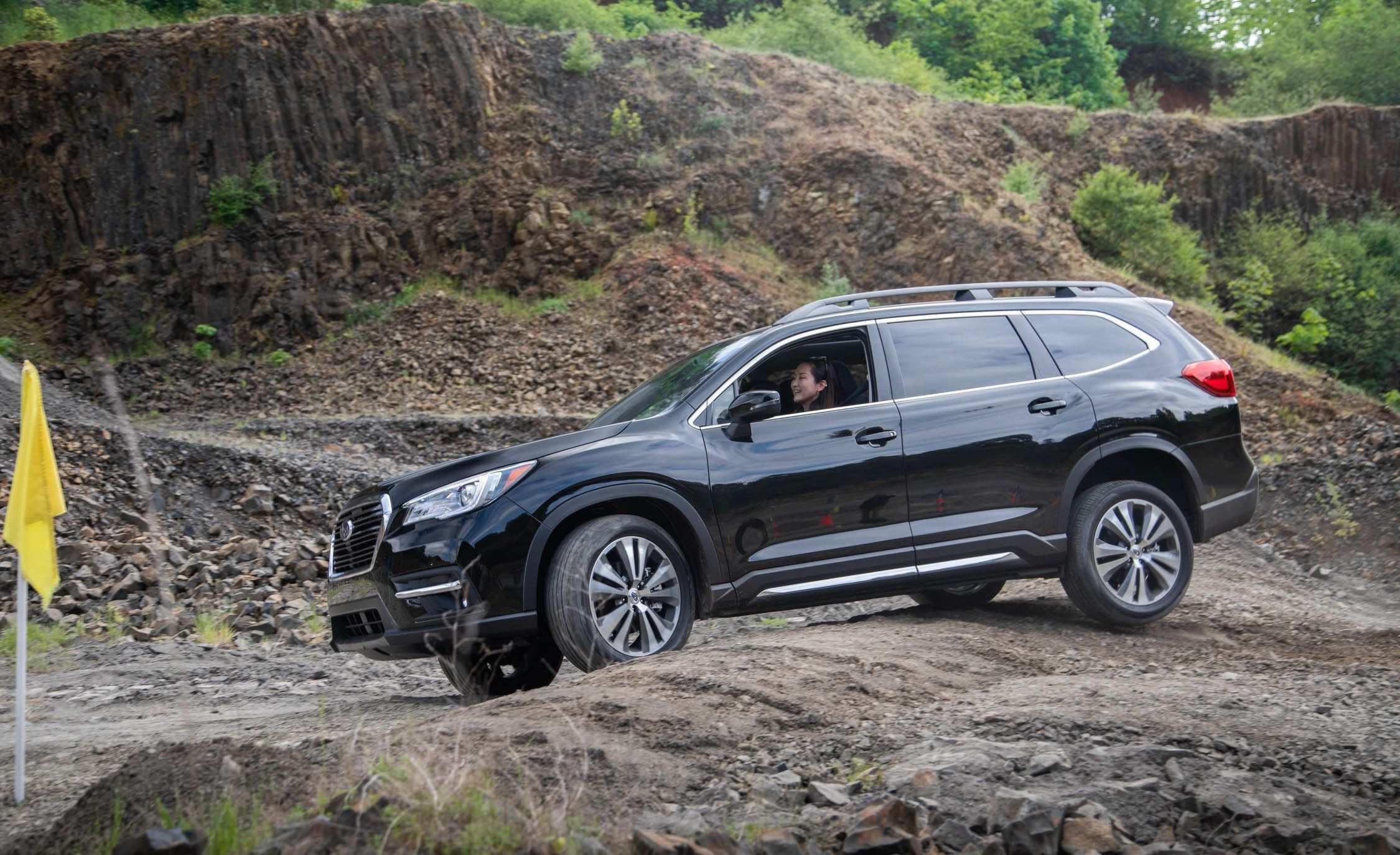 87 Great New Subaru 2019 Ascent Colors Spy Shoot Release by New Subaru 2019 Ascent Colors Spy Shoot