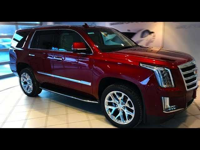 87 Great The Cadillac Escalade 2019 Platinum Exterior Picture for The Cadillac Escalade 2019 Platinum Exterior