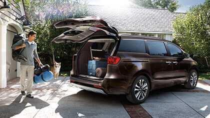87 Great The Kia Minivan 2019 Exterior Price and Review with The Kia Minivan 2019 Exterior