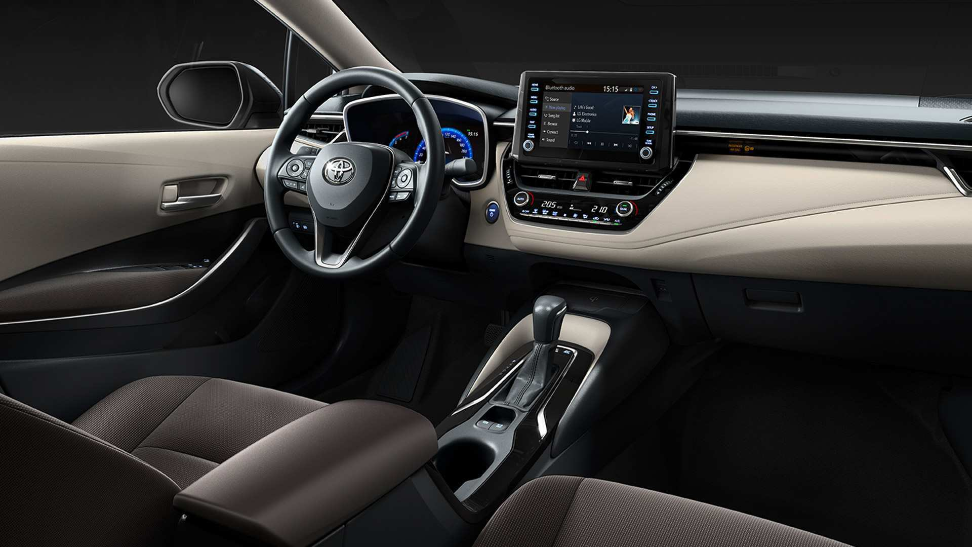 87 Great The Toyota Legend 50 2019 New Interior Release for The Toyota Legend 50 2019 New Interior