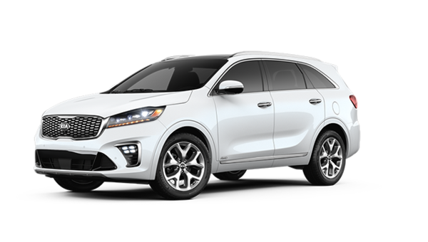 87 New Kia Sorento 2019 White Concept with Kia Sorento 2019 White
