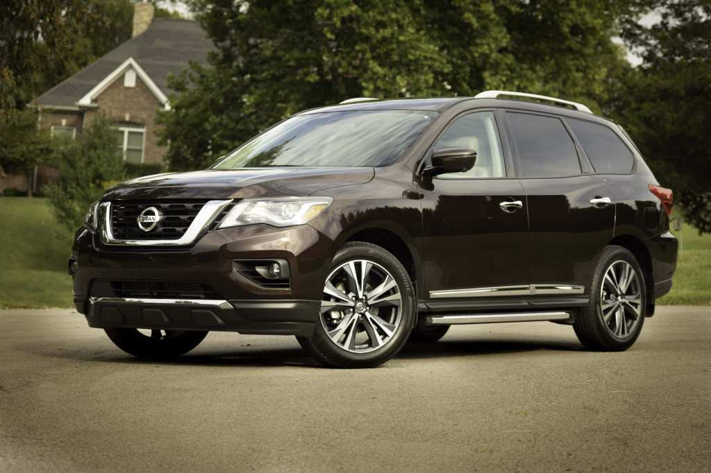 87 New New 2019 Nissan Pathfinder Hybrid New Review Concept for New 2019 Nissan Pathfinder Hybrid New Review